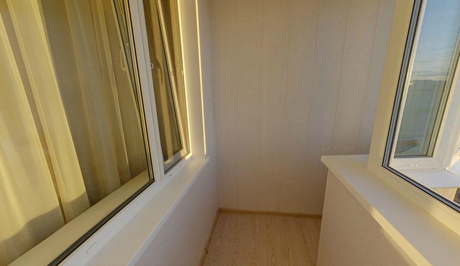 Фото отделки панелями мдф балкон услуги.